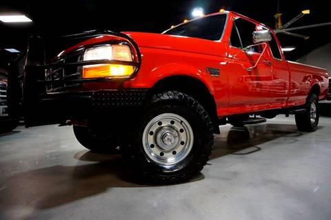 1997 Ford F-250