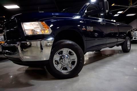 2013 RAM Ram Pickup 3500 for sale at Diesel Of Houston in Houston TX
