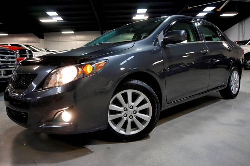2010 Toyota Corolla for sale at Diesel Of Houston in Houston TX