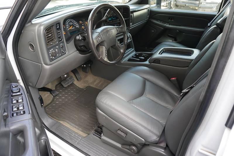 2007 Chevrolet Silverado 2500HD Classic LT2 4dr Crew Cab 4WD LB - Houston TX