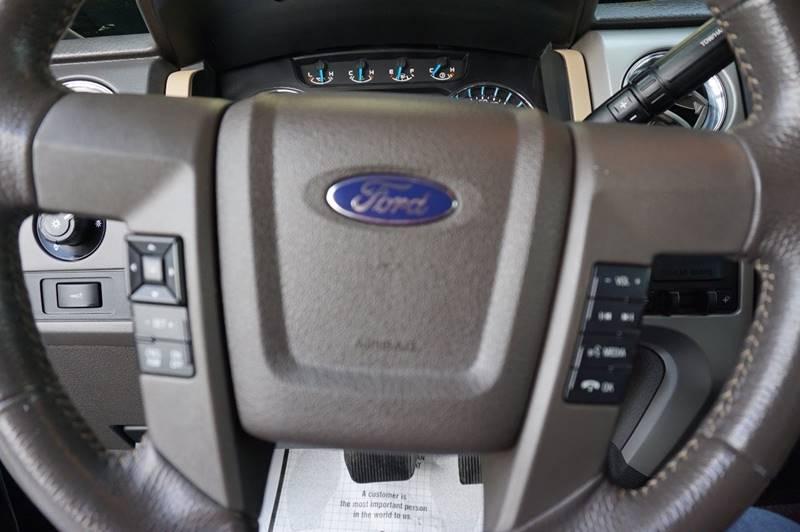 2013 Ford F-150 4x4 XLT 4dr SuperCrew Styleside 5.5 ft. SB - Houston TX
