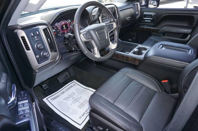 2016 GMC Sierra 2500HD 4x4 Denali 4dr Crew Cab SB - Houston TX