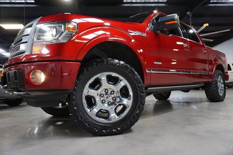 2013 Ford F-150 for sale at Diesel Of Houston in Houston TX