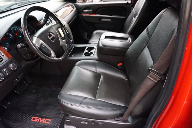 2013 GMC Sierra 2500HD 4x4 SLT 4dr Crew Cab SB - Houston TX