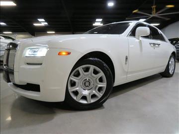 2011 Rolls-Royce Ghost for sale at Diesel Of Houston in Houston TX
