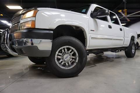 2005 Chevrolet Silverado 2500HD for sale in Houston, TX