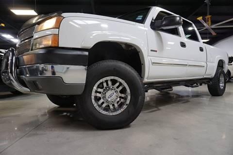 2005 Chevrolet Silverado 2500HD for sale in Houston, TX