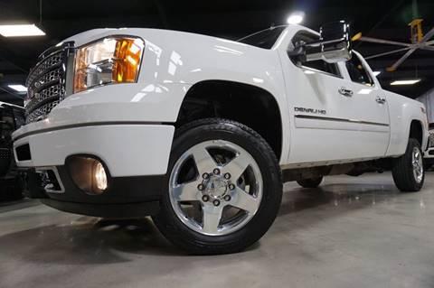2013 GMC Sierra 2500HD for sale at Diesel Of Houston in Houston TX