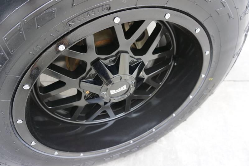 2012 Chevrolet Silverado 2500HD 4x4 LT 4dr Crew Cab SB - Houston TX