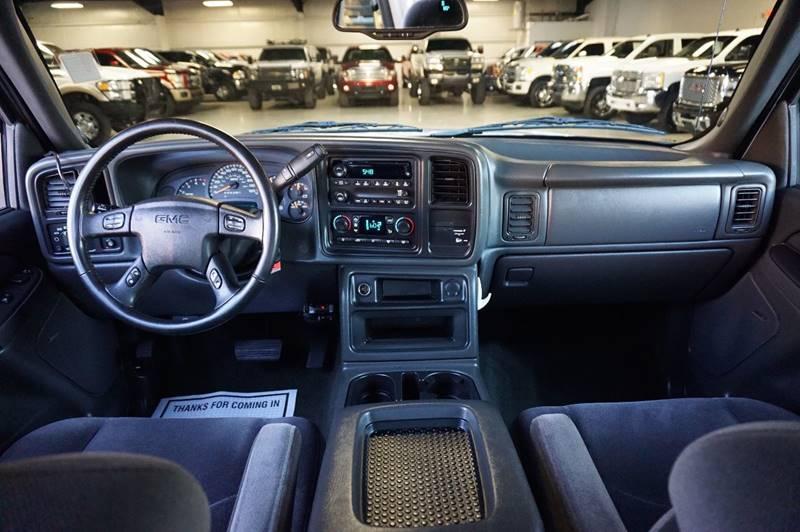 2007 GMC Sierra 3500 Classic SLE1 4dr Extended Cab LB DRW - Houston TX