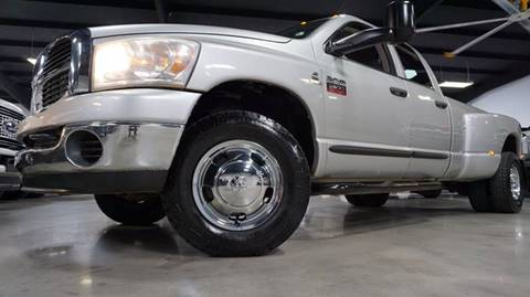 2008 Dodge Ram Pickup 3500 for sale at Diesel Of Houston in Houston TX