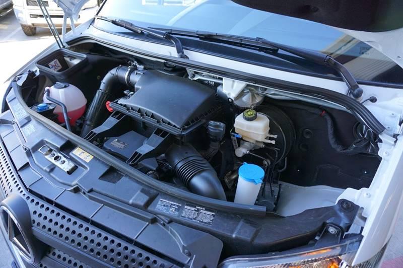 2016 Mercedes-Benz Sprinter 4x2 2500 144 WB 3dr Passenger Van - Houston TX