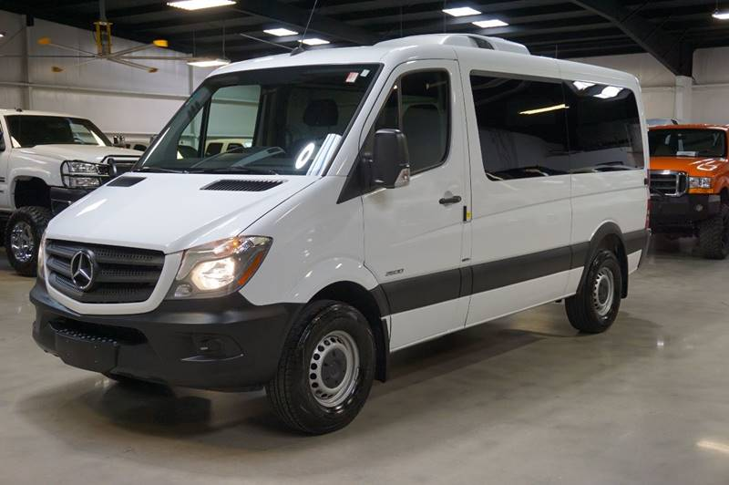 2016 Mercedes-Benz Sprinter 4x2 2500 144 WB 3dr Passenger Van - Houston TX
