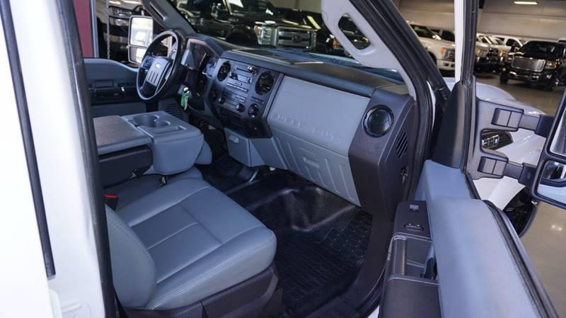 2012 Ford F-350 Super Duty 4x4 XL 4dr Crew Cab 8 ft. LB DRW Pickup - Houston TX