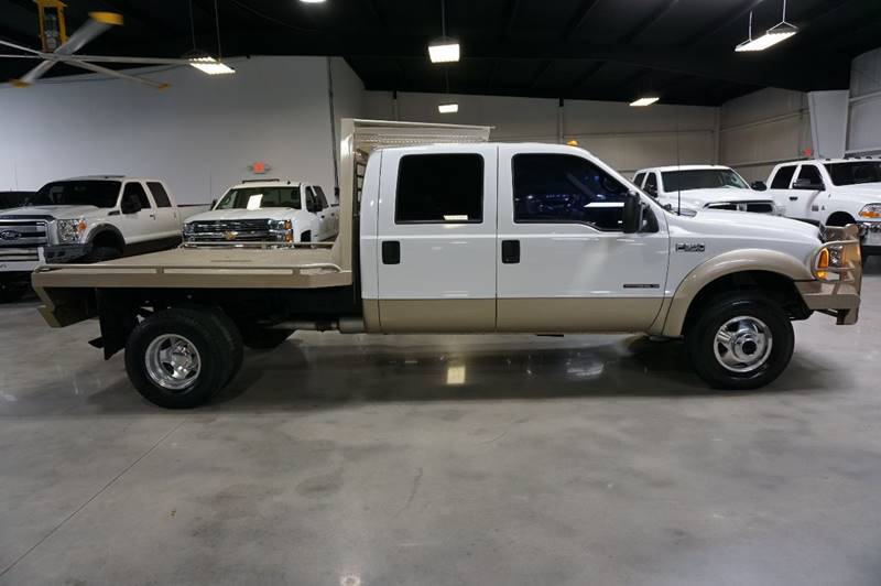 2000 Ford F-350 Super Duty 4dr Lariat 4WD Crew Cab LB - Houston TX
