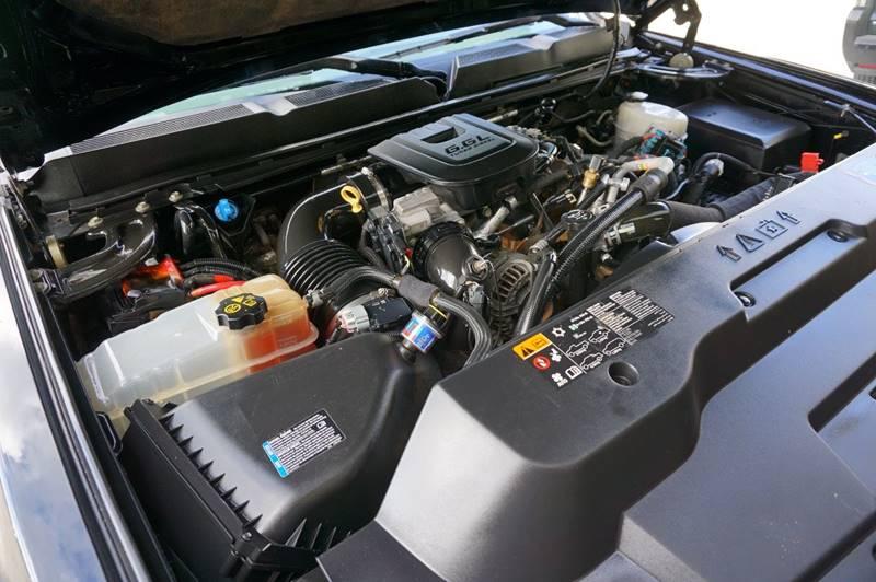 2012 Chevrolet Silverado 2500HD 4x4 LTZ 4dr Crew Cab SB - Houston TX