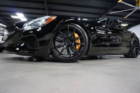 2016 Mercedes-Benz AMG GT for sale at Diesel Of Houston in Houston TX