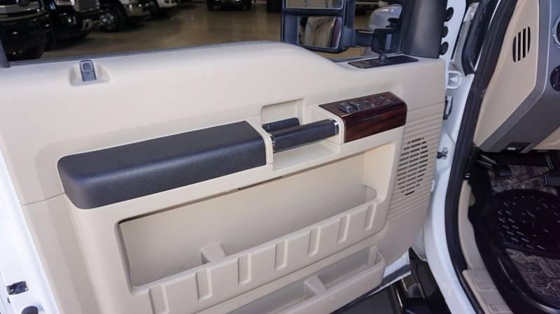 2008 Ford F-250 Super Duty Lariat 4dr Crew Cab 4WD SB - Houston TX