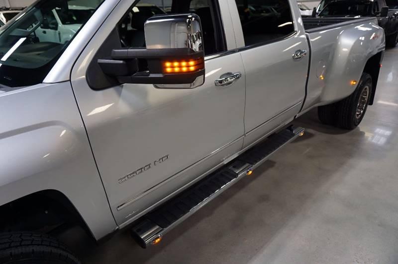 2015 Chevrolet Silverado 3500HD 4x4 LTZ 4dr Crew Cab LB DRW - Houston TX