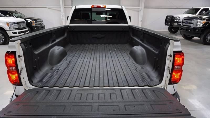 2015 Chevrolet Silverado 3500HD 4x4 High Country 4dr Crew Cab LB DRW - Houston TX