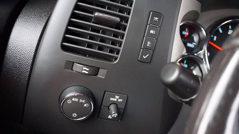 2011 GMC Sierra 3500HD 4x4 SLE 4dr Extended Cab SRW - Houston TX