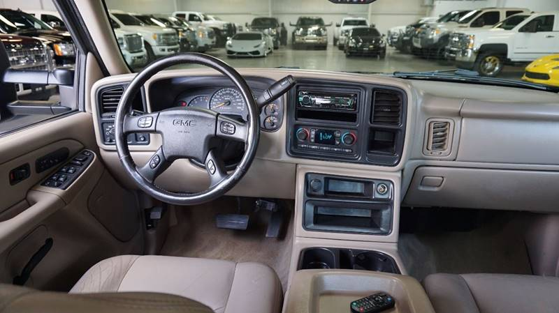 2006 GMC Sierra 2500HD SLT 4dr Crew Cab SB - Houston TX