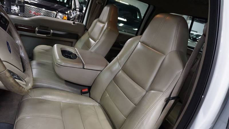2008 Ford F-250 Super Duty Lariat 4dr Crew Cab 4WD SB - Houston TX