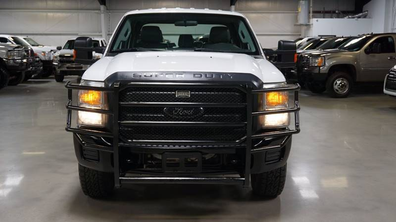 2012 Ford F-350 Super Duty 4x4 XL 4dr Crew Cab 8 ft. LB SRW Pickup - Houston TX