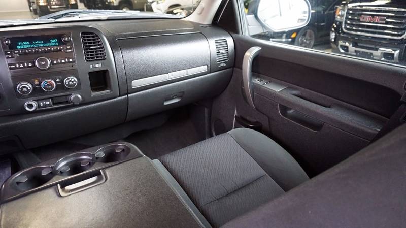 2013 Chevrolet Silverado 2500HD 4x4 LT 4dr Crew Cab LB - Houston TX