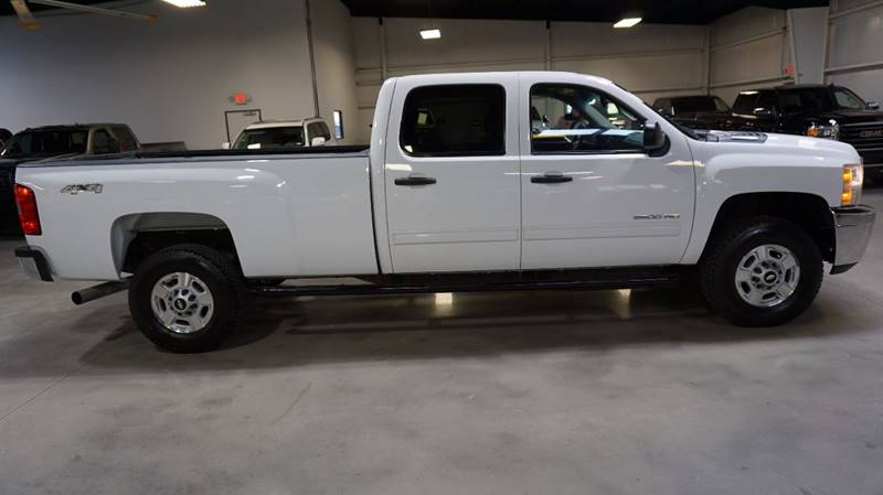 2013 Chevrolet Silverado 2500HD 4x4 LT 4dr Crew Cab LB - Houston TX
