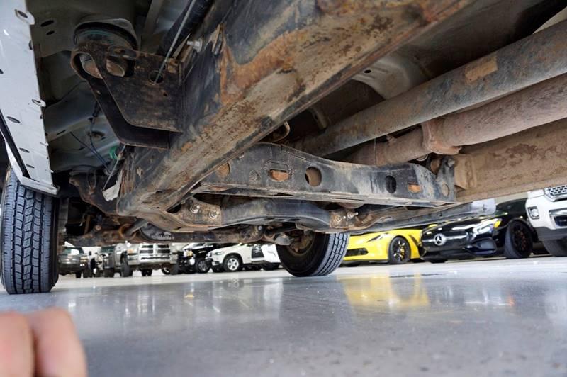 2012 Chevrolet Silverado 3500HD 4x2 Work Truck 4dr Crew Cab LB DRW - Houston TX