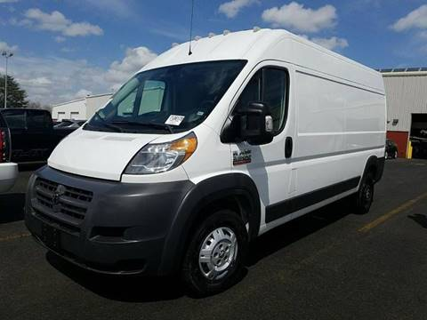 2014 RAM ProMaster Cargo for sale at Diesel Of Houston in Houston TX