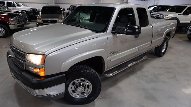 2005 Chevrolet Silverado 2500HD 4dr Extended Cab LS Rwd LB - Houston TX