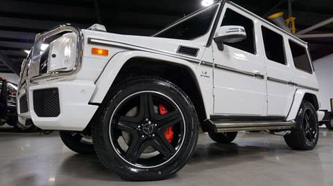 2015 Mercedes-Benz G-Class for sale at Diesel Of Houston in Houston TX