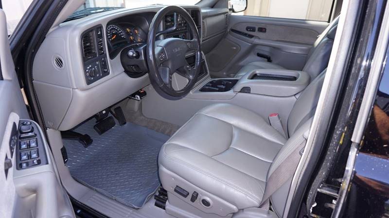 2003 GMC Sierra 2500HD 4dr Crew Cab SLT 4WD SB - Houston TX