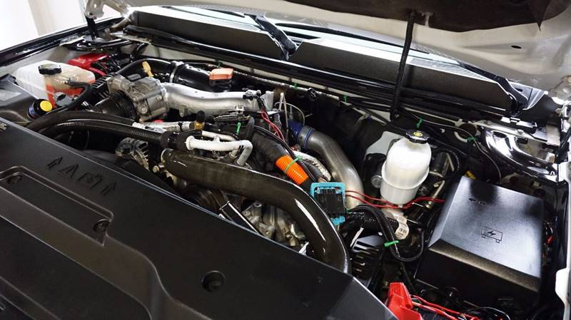2011 GMC Sierra 2500HD 4x4 SLT 4dr Crew Cab SB - Houston TX