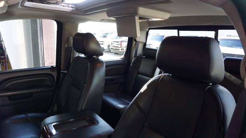 2013 GMC Sierra 2500HD 4x4 Denali 4dr Crew Cab SB - Houston TX