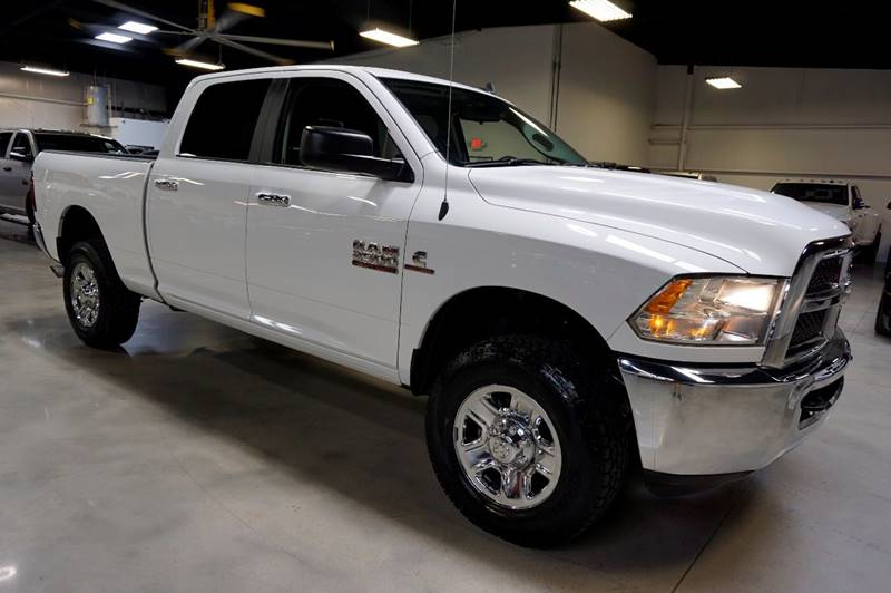 2016 RAM Ram Pickup 2500 4x4 SLT 4dr Crew Cab 6.3 ft. SB Pickup - Houston TX