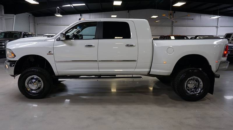2014 RAM Ram Pickup 3500 4x4 Laramie Limited 4dr Mega Cab 6.3 ft. SB Pickup - Houston TX