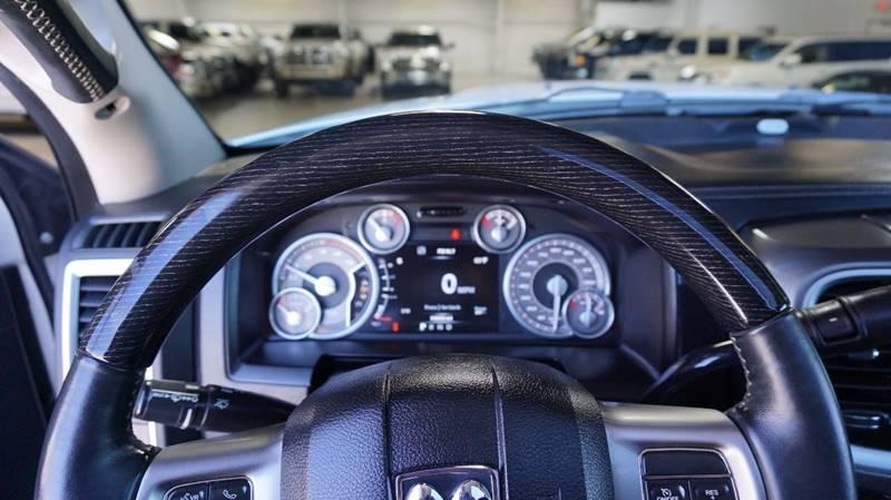 2014 RAM Ram Pickup 3500 4x4 Laramie Longhorn 4dr Mega Cab 6.3 ft. SB Pickup - Houston TX
