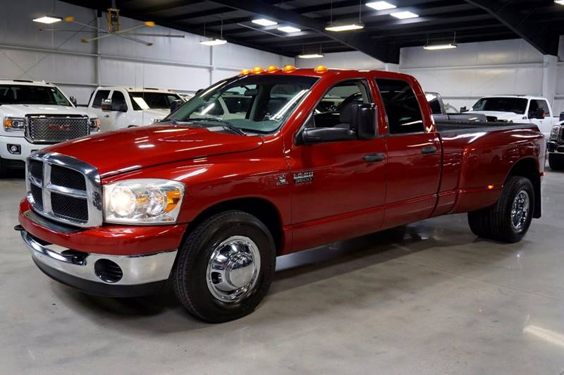 2009 Dodge Ram Pickup 3500 4x2 ST 4dr Quad Cab 8 ft. LB - Houston TX
