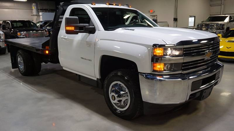 2015 Chevrolet Silverado 3500HD 4x2 LT 2dr Regular Cab LB DRW - Houston TX