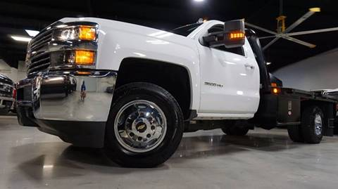 2015 Chevrolet Silverado 3500HD for sale at Diesel Of Houston in Houston TX