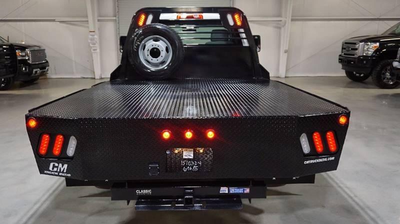 2015 Chevrolet Silverado 3500HD 4x2 Work Truck 2dr Regular Cab LB DRW - Houston TX