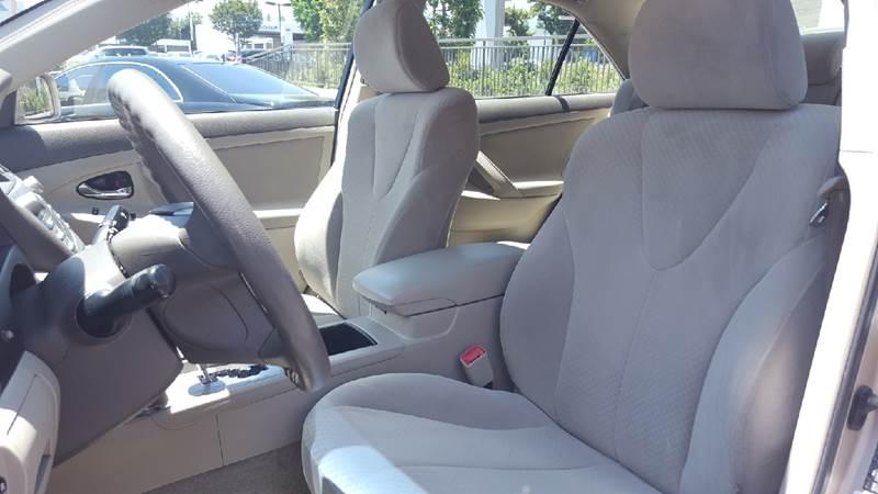 2009 Toyota Camry 4dr Sedan 5A - Sunnyvale CA