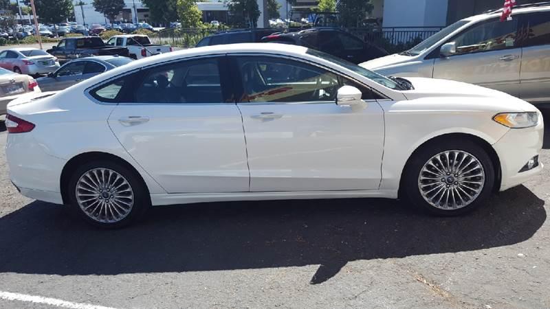 2014 Ford Fusion Titanium 4dr Sedan - Sunnyvale CA
