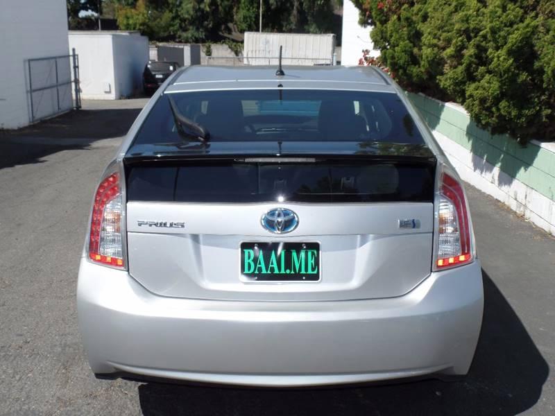 2010 Toyota Prius II 4dr Hatchback - Sunnyvale CA