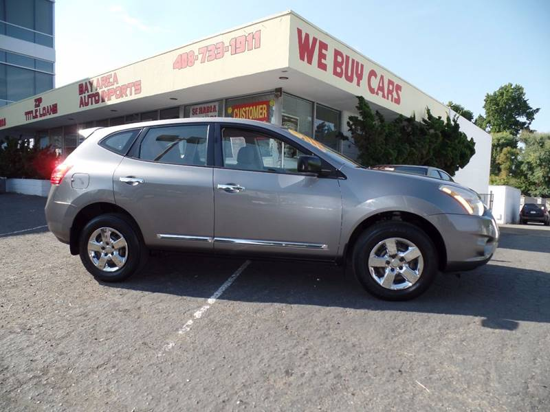2012 Nissan Rogue S 4dr Crossover - Sunnyvale CA