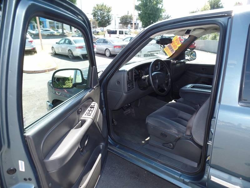 2006 GMC Sierra 1500 SLE2 4dr Crew Cab 5.8 ft. SB - Sunnyvale CA