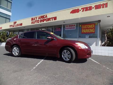 2012 Nissan Altima for sale in Sunnyvale, CA